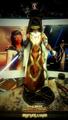 Calvin's Custom 1:6 one sixth scale SWTOR Miraluka custom Figure - star-wars photo