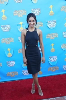 Candice Patton - Saturn Awards 2015