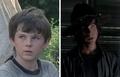 Carl Grimes | Season One to Season Five - the-walking-dead photo