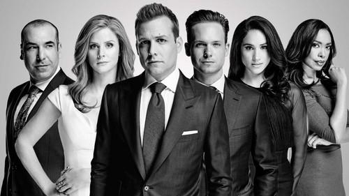 Suits tv show rachel