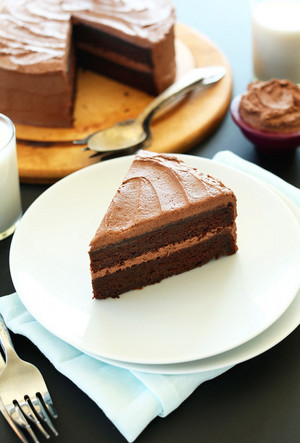 Sô cô la Cake