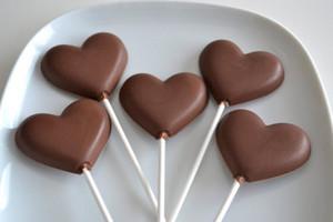 Chocolate Lolipops