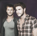 Chris and Liam Hemsworth - chris-and-liam-hemsworth photo