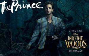 Cinderella's Prince karatasi la kupamba ukuta