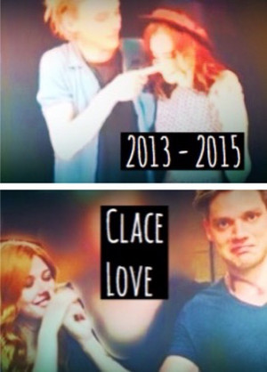 Clace pag-ibig :D