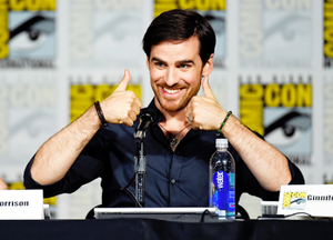 Colin O'Donoghue | OUAT's panel at SDCC 2015