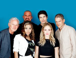 Comic Con 2015 estrella Portraits