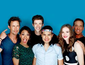 Comic Con 2015 Star Portraits