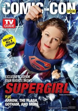 Comic Con - TVGuide Magazine