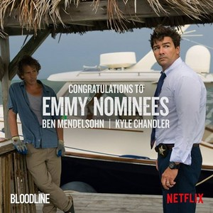 Congratulations to Kyle Chandler and Ben Mendelsohn on their Emmy nominations!