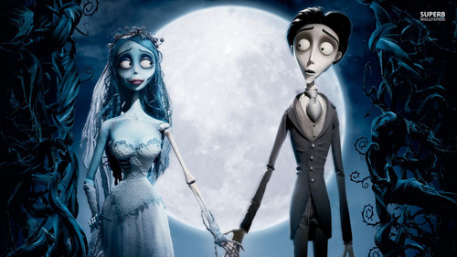 Tim burton hình nền called Corpse Bride