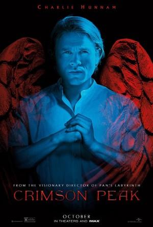Crimson Peak Poster - Charlie Hunnam as Dr. Alan McMichael
