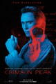 Crimson Peak Poster - Tom Hiddleston as Sir Thomas Sharpe - tom-hiddleston photo