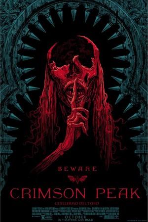 Crimson Peak- Poster