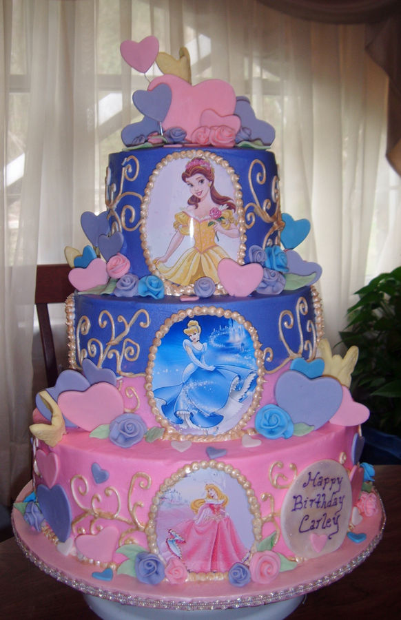 Cake Images For Dp : DP Cake - Princesses Disney photo (38684601) - fanpop