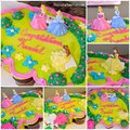 DP Cake - disney-princess photo