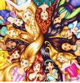 DPrincess - disney-princess fan art