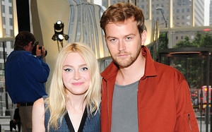 Dakota and her British boyfriend