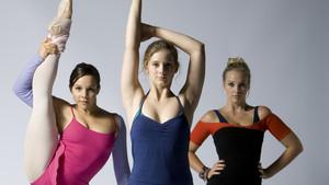 Dance Academy wallpaper - Abigail, Tara and Kat