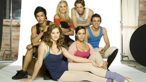 Dance Academy 壁紙