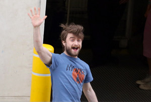 Daniel Radcliffe At Comic-Con 2015 (Fb.com/DanielJacobRadcliffeFanClub)