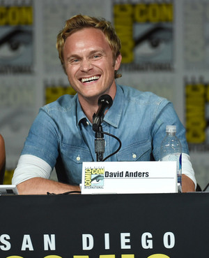 David Anders | iZombie Panel at Comic Con 2015