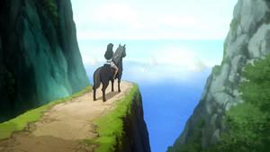 Diana on horseback 2