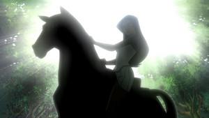 Diana on horseback 5