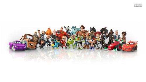 Pixar fond d'écran titled Disney Infinity