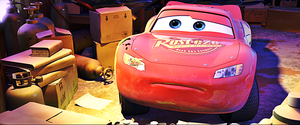 Disney•Pixar Screencaps - Lightning McQueen