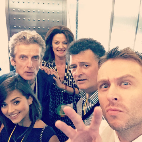 Doctor Who at Comic Con