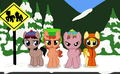 Does This Remind You Of Anything?  - my-little-pony-friendship-is-magic photo