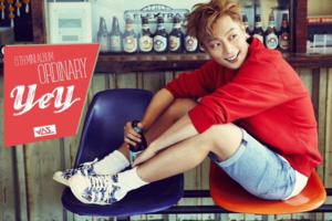 "Doojoon's Individual Teaser Image for ""YeY"""