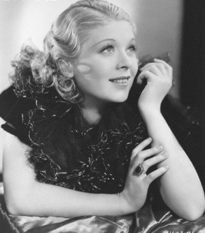 Dorothy Dell (January 30, 1915 – June 8, 1934)