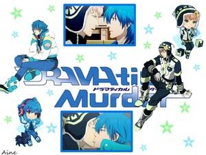 Dramatical Murder Aoba X Noiz