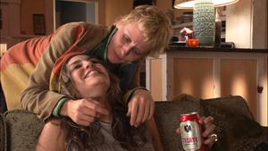 Drea de Matteo as Tracy in 'Prey for Rock and Roll'