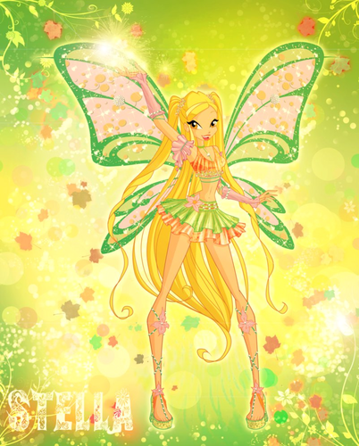 The Winx Club wallpaper probably containing a sign and anime titled Drop of Light