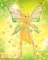 Drop of Light - the-winx-club fan art