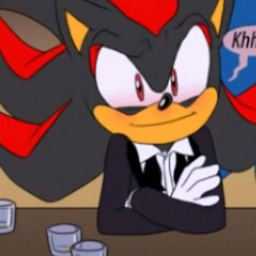 Shadow The Hedgehog kertas dinding containing Anime entitled Drunk shadow