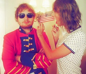 Ed and Tay