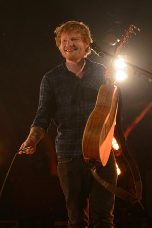 Ed at Latitude Festival