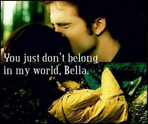 Edward and Bella, NM
