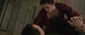 Edward and Felix fight
