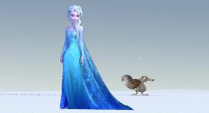 Elsa scoiattolo
