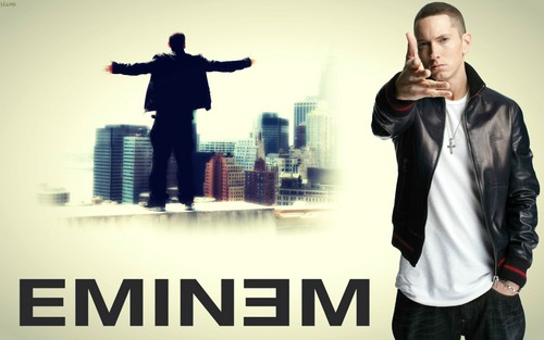Eminem wallpaper containing a business suit, a well dressed person, and long trousers called Eminem