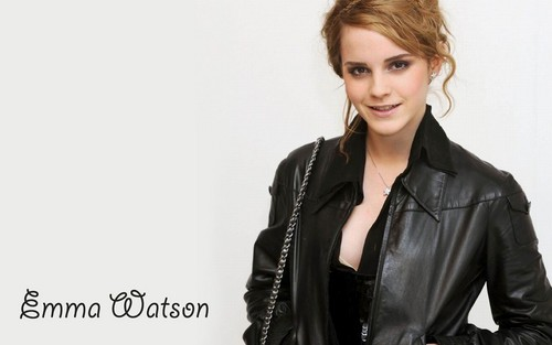 Emma Watson fond d'écran containing a well dressed person titled Emma Watson