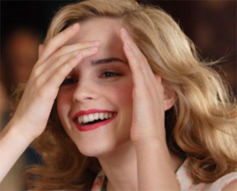 Emma Watson wallpaper containing a portrait entitled Emma Watson