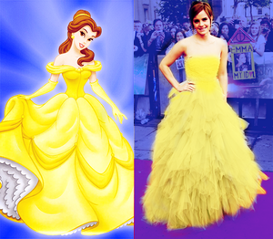 Emma and Belle