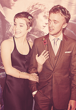Emma and Tom