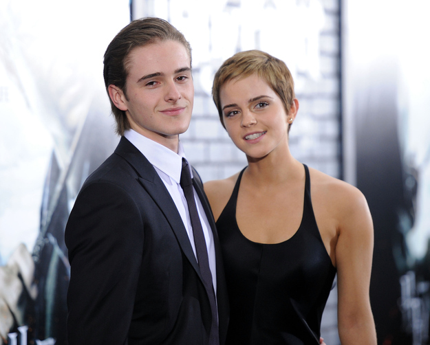 Emma and brother Alex